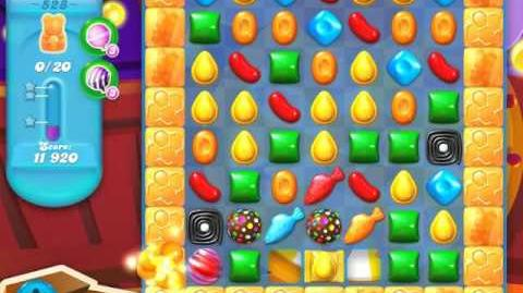 Candy Crush Soda Saga Level 528 (3 Stars)