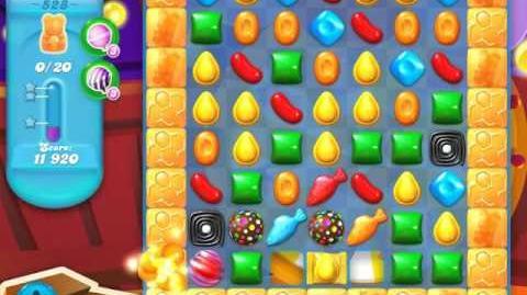 Candy Crush Soda Saga Level 528 (3 Stars)