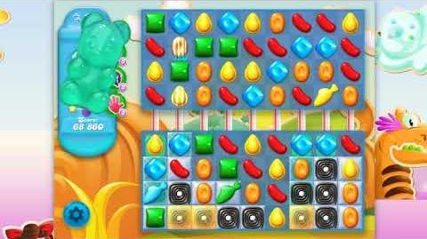 Candy Crush Soda Saga - Level 160 - No boosters ☆☆☆