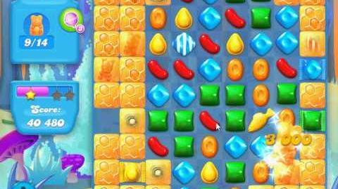 Candy Crush Soda Saga Level 148 (3 Stars)