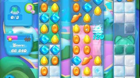 Candy Crush Soda Saga Level 233 (3 Stars)