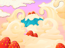 Shortcake Shores background