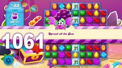 Candy Crush Soda Saga Level 1061 (No boosters)