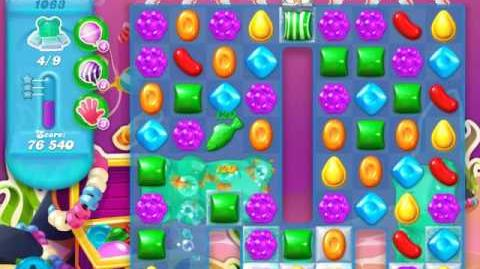 Candy Crush Soda Saga Level 1063