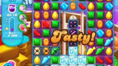 Candy Crush Soda Saga Level 1045 (8th version)