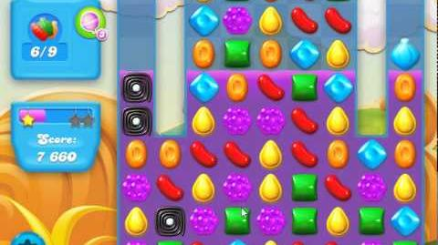 Candy Crush Soda Saga Level 161 (2nd version)