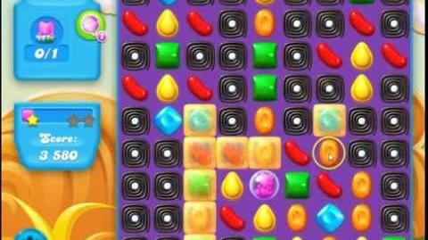 Candy Crush Soda Saga Level 163 No Boosters