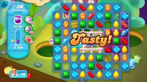 Candy Crush Soda Saga Level 2082