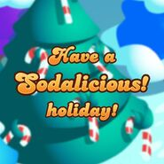 Have a Sodalicious holiday pic
