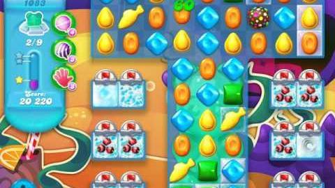 Candy Crush Soda Saga Level 1083 (7th version)
