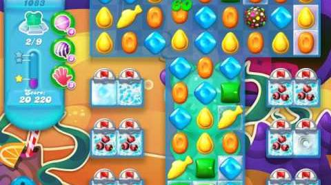 Candy Crush Soda Saga Level 1083 (7th version)