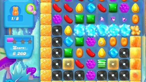 Candy Crush Soda Saga Level 143(nerfed)