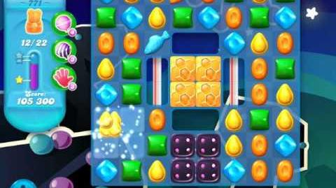 Candy Crush Soda Saga Level 771 (3 Stars)