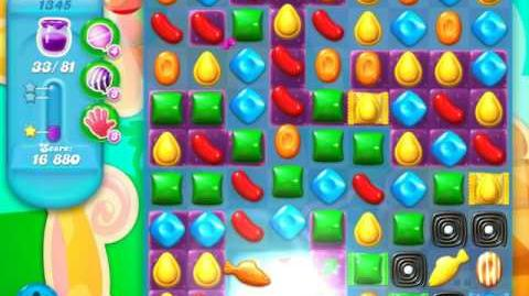 Candy Crush Soda Saga Level 1345 (6th version)