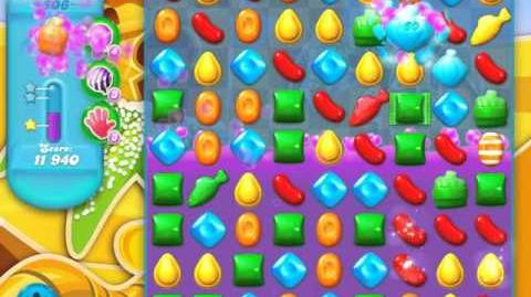 Candy Crush Soda Saga Level 506 (2nd version, 3 Stars)