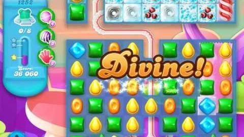 Candy Crush Soda Saga Level 1252 (3 Stars)