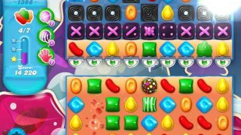 Candy Crush Soda Saga Level 1398 (3 Stars)