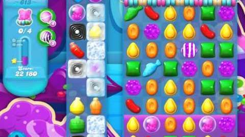 Candy Crush Soda Saga Level 613 (3 Stars)
