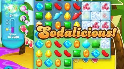 Candy Crush Soda Saga Level 722 (3 Stars)