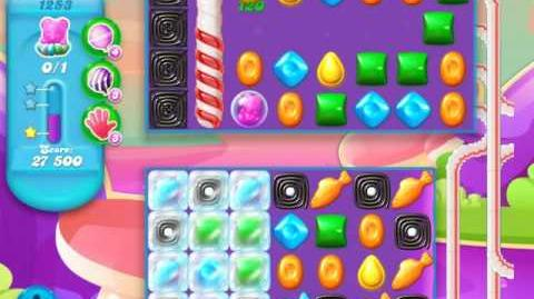 Candy Crush Soda Saga Level 1253 (3 Stars)