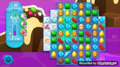 Candy Crush Soda Saga Level 626 (3 Stars)
