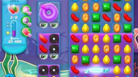 Candy Crush Soda Saga Level 1094 - NO BOOSTERS