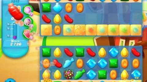 Candy Crush Soda Saga Level 1312 (nerfed)