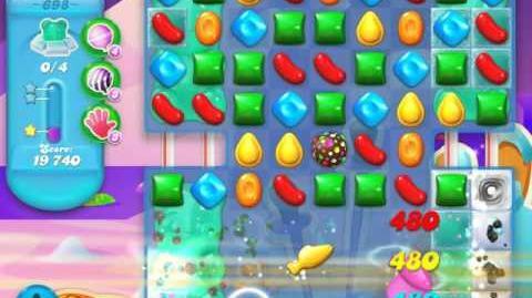 Candy Crush Soda Saga Level 698 (3 Stars)