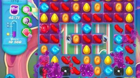 Candy Crush Soda Saga Level 1270 (3 Stars)