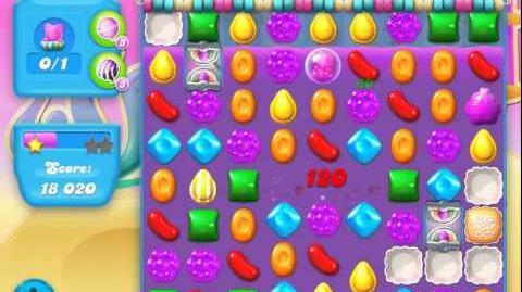 Candy Crush Soda Saga Level 173 (nerfed, 3 Stars)