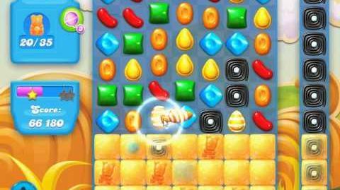 Candy Crush Soda Saga Level 155(3 Stars)