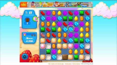 Candy Crush Soda Saga Level 38