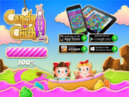 Candy Crush Soda Saga Loading