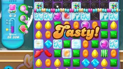Candy Crush Soda Saga Level 1295 (buffed, 3 Stars)