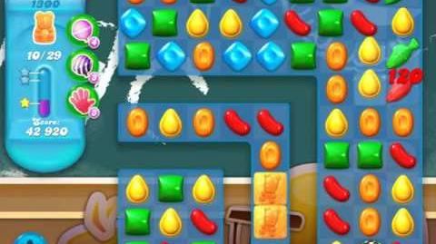 Candy Crush Soda Saga Level 1300 (6th version)