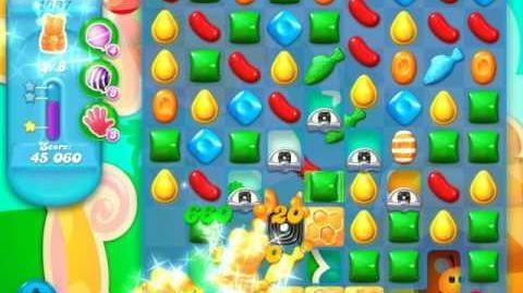 Candy Crush Soda Saga Level 1337 (4th version, 3 Stars)