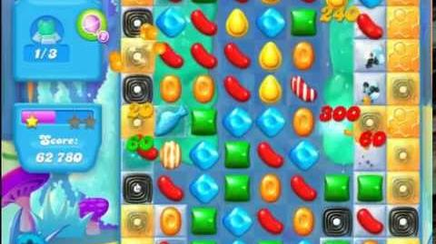 Candy Crush Soda Saga Level 145 NEW More Layers