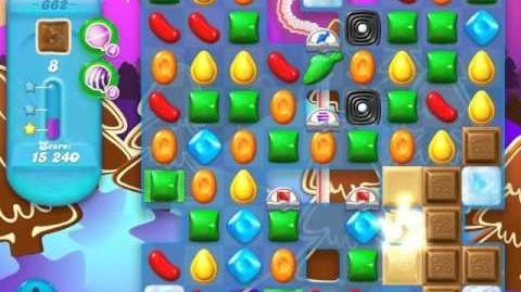 Candy Crush Soda Saga Level 662 (3 Stars)