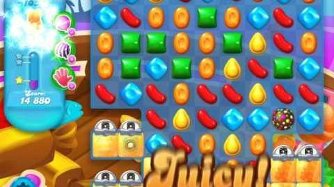 Candy Crush Soda Saga Level 1030
