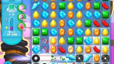 Candy Crush Soda Saga Level 1199 (2nd buffed)