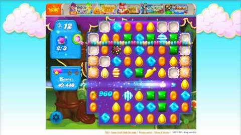 Candy Crush Soda Saga Level 14