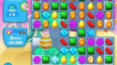 Candy Crush Soda Saga Level 170 (3 Stars)
