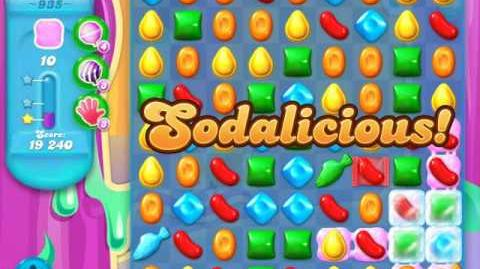 Candy Crush Soda Saga Level 935 (3 Stars)