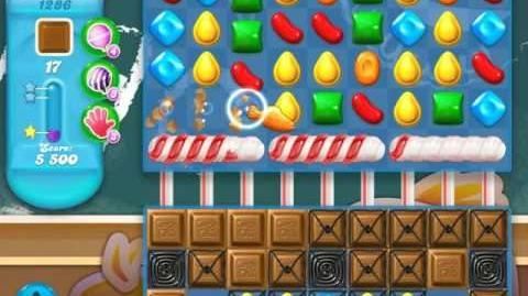 Candy Crush Soda Saga Level 1286 (buffed)