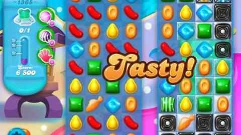 Candy Crush Soda Saga Level 1365