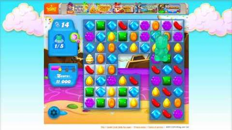 Candy Crush Soda Saga Level 16