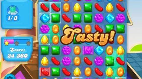 Candy Crush Soda Saga Level 5 (unreleased version 9)