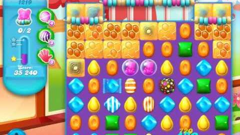 Candy Crush Soda Saga Level 1219