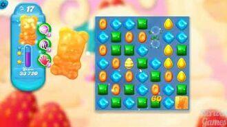 Candy Crush Soda Saga Level 31 - No Boosters ★★★
