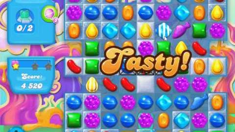 Candy Crush Soda Saga Level 89(3 Stars)